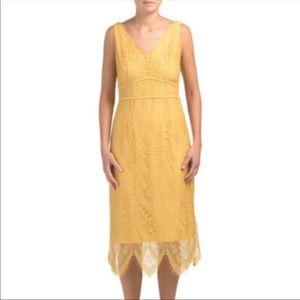 Nanette Lepore Endless Summer Night Lace Dress